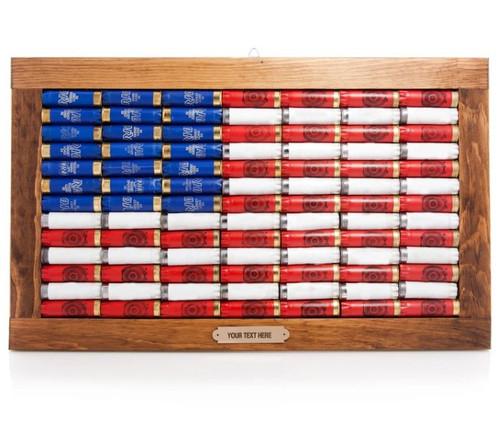 American Flag 12 ga shells