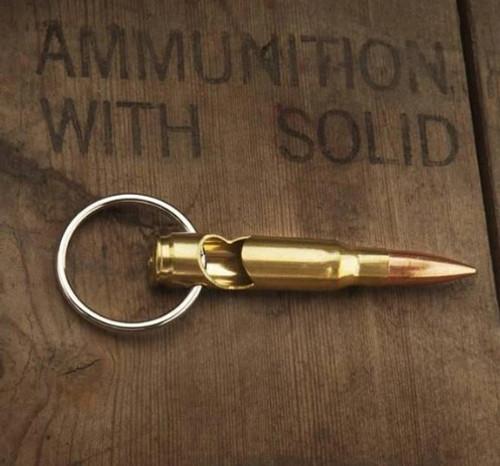 Bullet Keychain .308