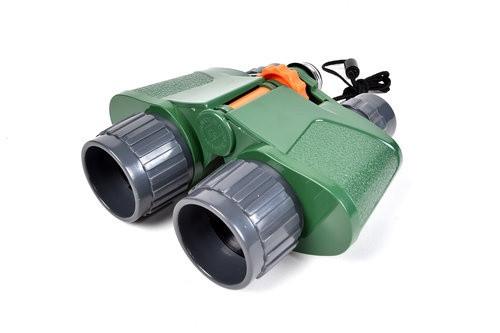 Binoculars w/Built in Compass