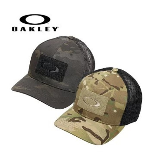 Oakley MultiCam Snapback Patch Cap
