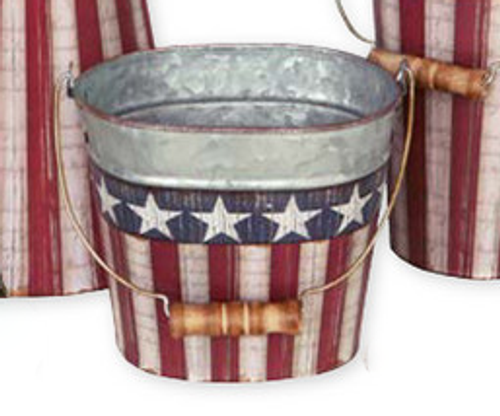 Patriotic Pail - short