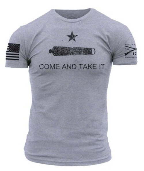 Gruntrystyle Come and Take It Tee