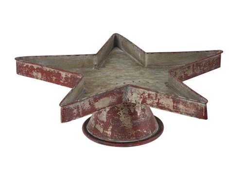 Metal Star Centerpiece