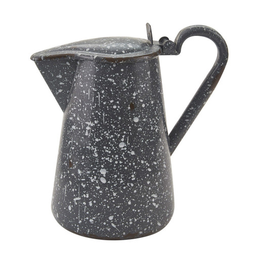 Granite Enamelware Pitcher