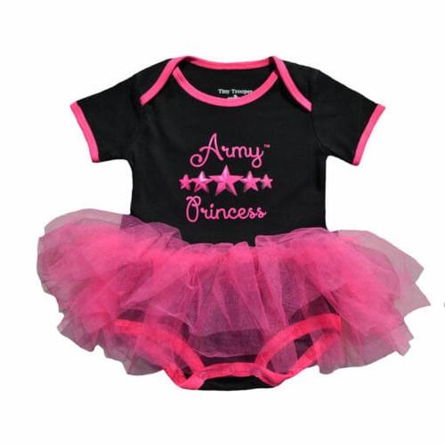 Army Princess Infant Girs TUTU