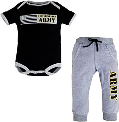 Army Kids Jogger Set