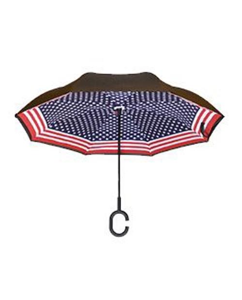 Topsy Turvy Umbrella