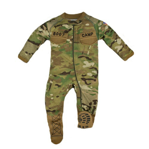 MultiCam Kids Crawler with Boot