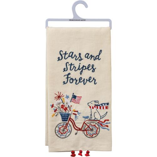 Dish Towel- Stars