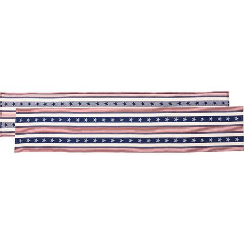 Table Runner- Stars and Stripes