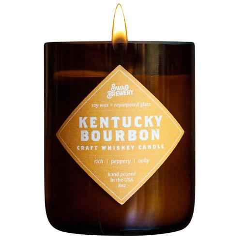 Kentucky Bourbon Candles