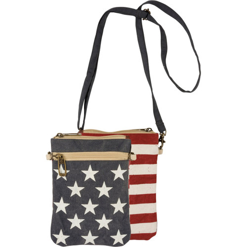 Crossbody Bag-Stars and Stripes