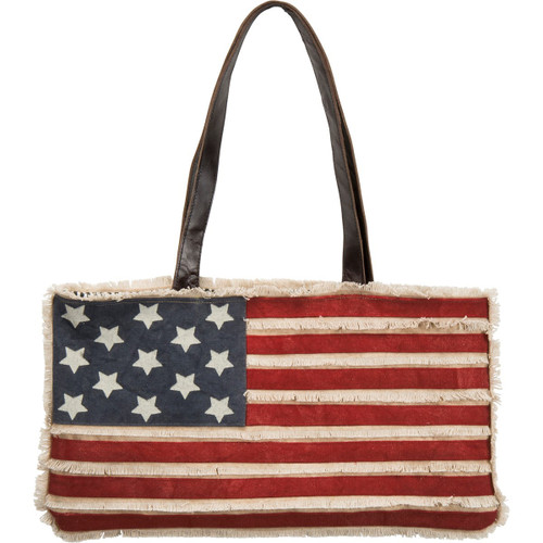 Tote-American Flag