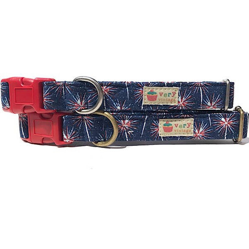 Sparklers Pet Collar