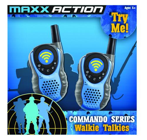 Commando Series Walkie Talkies