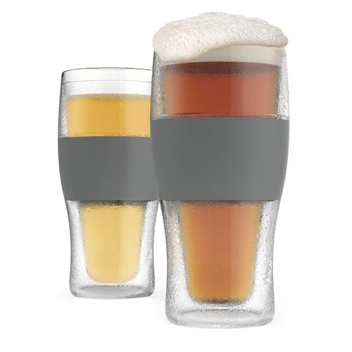 Beer Freeze Cooling Cups-Set of 2