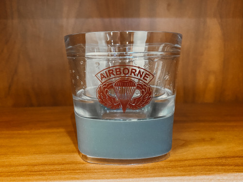 Whiskey Freeze Cooling Cup- Airborne Wings