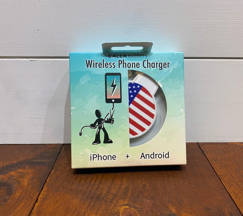 Flag Wireless Phone Charger