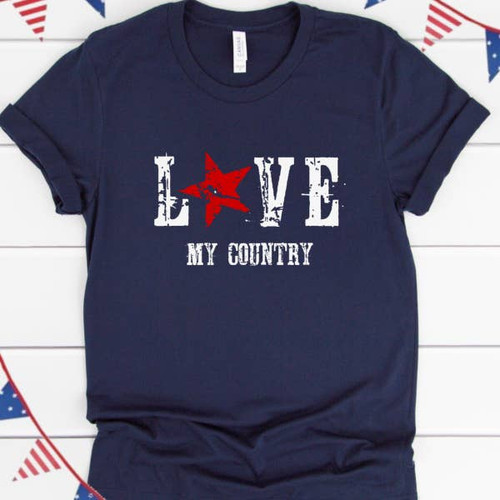 Love Country T