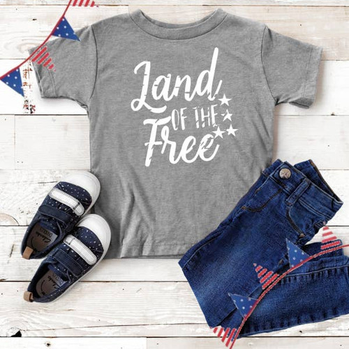 Youth Land of the Free T