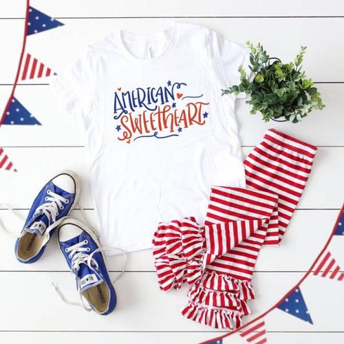 American Sweetheart Youth Tee