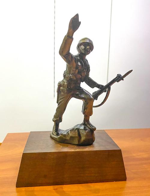 The Infantryman