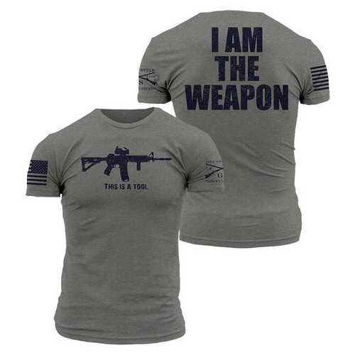 Gruntstyle I Am The Weapon
