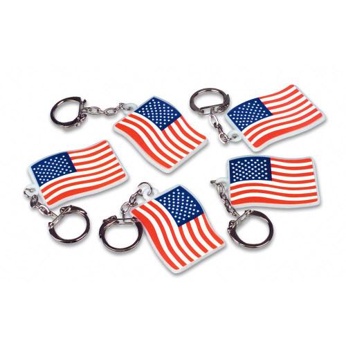 Flag Keychain