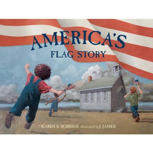 Flag story book