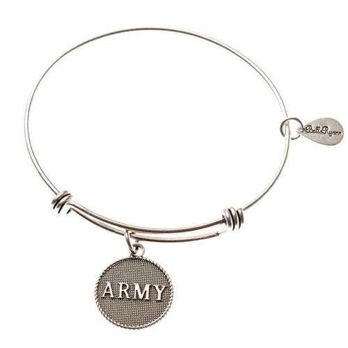 Army  Bracelet with Charm