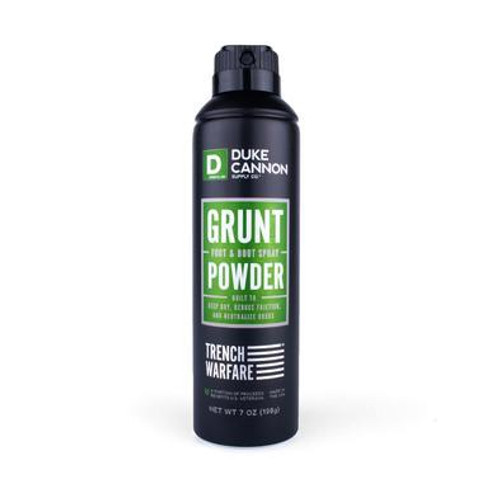 Duke Cannon Foot Powder Spray