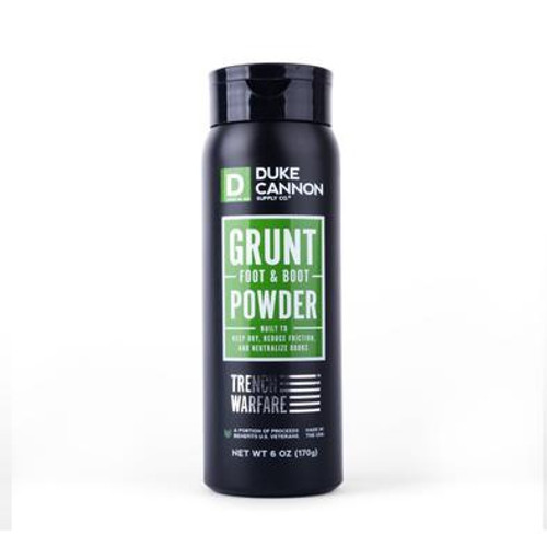 Duke Cannon Foot Powder