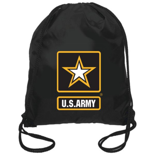 US Army Drawstring Bag