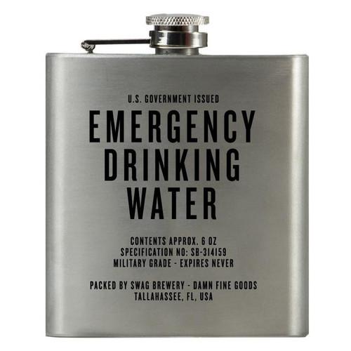 Emergency Drinking Water Flask