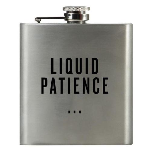 Liquid Patience Flask