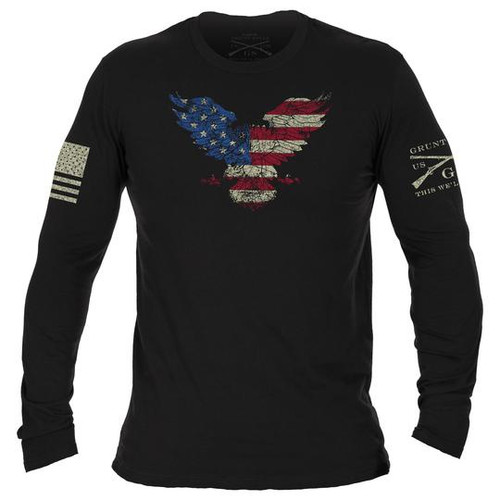 Freagle Long sleeve tee
