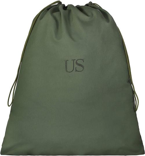 Cotton barracks bag