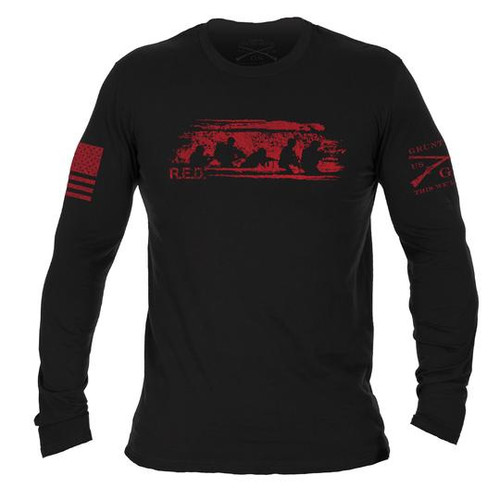 R.E.D Friday Long Sleeve Shirt
