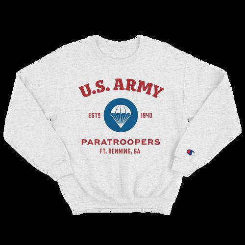 Airborne Crewneck Sweatshirt