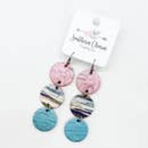 Triple Corkies Earrings