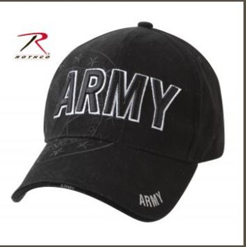 Deluxe Low Pro Shadow Cap / Army Eagle