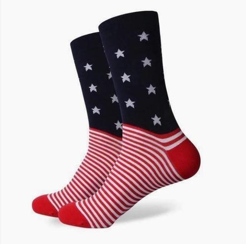 The Patriot USA Socks