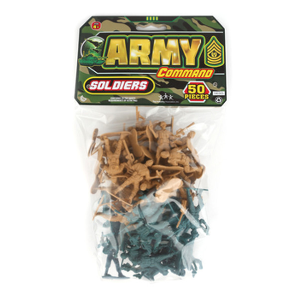 Army Command Toy Soldiers