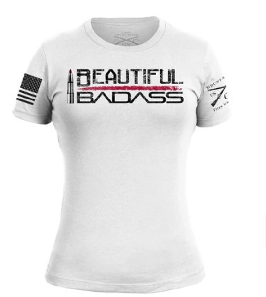 Gruntstyle Beautiful Badass Tee