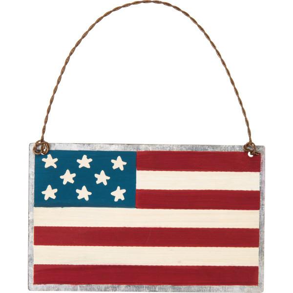 Ornament- American Flag