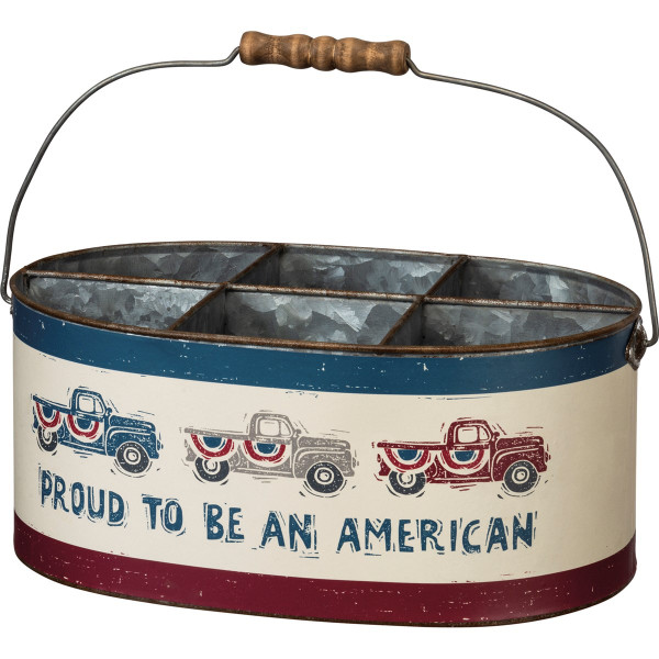Caddy - Proud To Be An American
