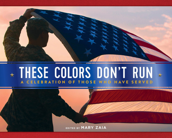 These colors don't run by Mary Zaia