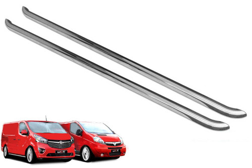 FRONT BUMPER LATERAL BRACKET OPEL VIVARO 2014-ON R//H SECTION