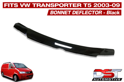 Buy VW T5 Bonnet Deflector and Hood Protector for your Transporter.