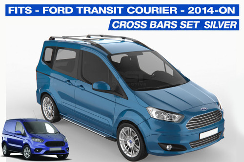 Ford Transit Courier Cross Bars Ford Transit Courier Roof Rack